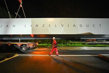 Jan Linzelviaduct – Een precisieklus van groot formaat