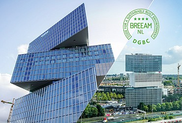 BREEAM EXCELLENT voor RAI Hotel in Amsterdam